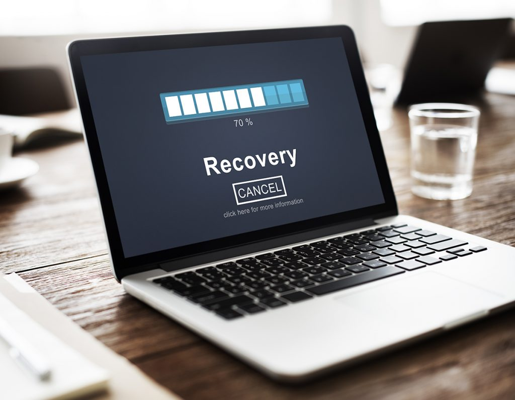 Data Backup & Recovery